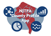 county profile app logo