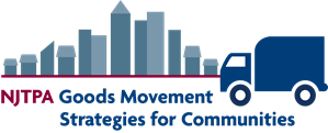 NJTPA Goods Movement Strategies for Communities Logo