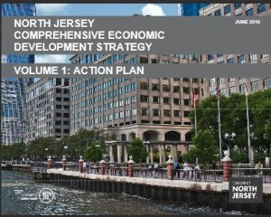 Regional Comprehensive Economic Development Strategy (CEDS) Volume 1 report cover