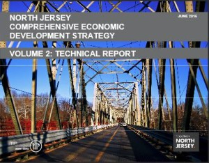 Regional Comprehensive Economic Development Strategy (CEDS) Volume 2 report cover