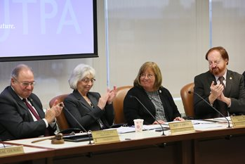 Morris County Freeholder Kathryn DeFillippo elected NJTPA Chair